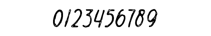 ThreesixtyStamp Font OTHER CHARS