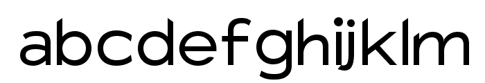 Charger Sport Extended Font LOWERCASE