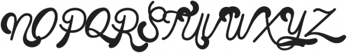 Clear Line ttf (400) Font UPPERCASE