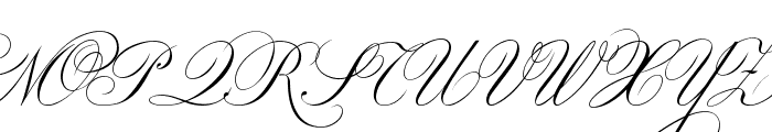Classica One Font UPPERCASE