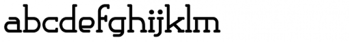 Classic Trash BRKPro Font LOWERCASE