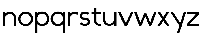 Compass Font LOWERCASE