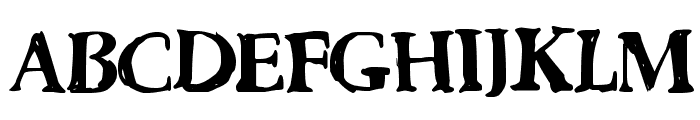 CountryGold Font UPPERCASE