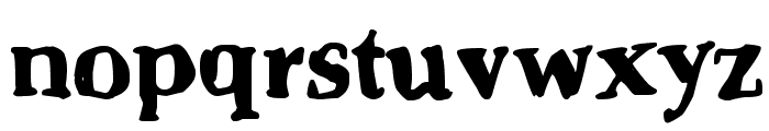 CountryGold Font LOWERCASE