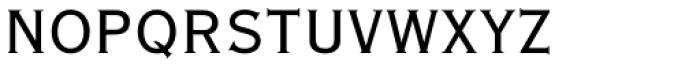 Copperplate Gothic Pro 29 BC Font UPPERCASE