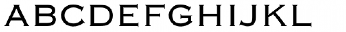 Copperplate Gothic Font UPPERCASE