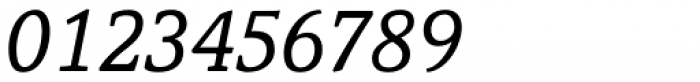 Corzinair Italic Font OTHER CHARS