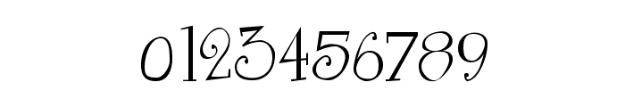 Curly Cue Font OTHER CHARS