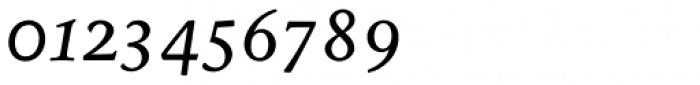 Cycles Seven Italic OS Font OTHER CHARS
