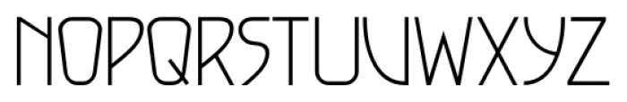 Debutante JNL Regular Font LOWERCASE