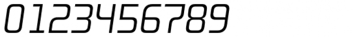 Design System A 300 Italic Font OTHER CHARS