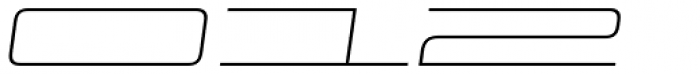 Design System F 100 Italic Font OTHER CHARS