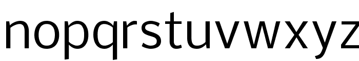 Dhyana Font LOWERCASE