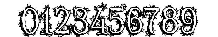 Dickensian Christmas Font OTHER CHARS