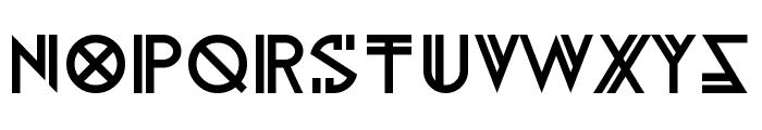Digital Therapy - DEMO Font LOWERCASE