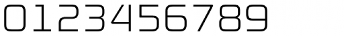 Digital Sans Now ML ExtraLight Font OTHER CHARS