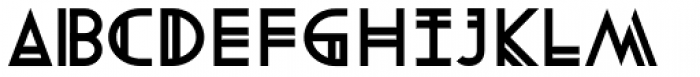 Digital Therapy Font LOWERCASE