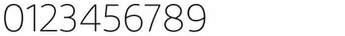 Diodrum Extralight Font OTHER CHARS