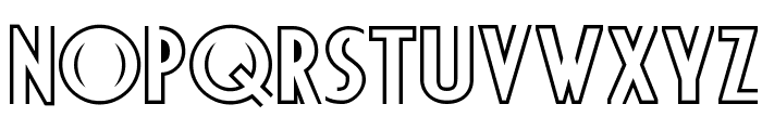 DS Diploma-DBL Bold Font UPPERCASE