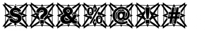 DTC Franklin Gothic M49 Font OTHER CHARS