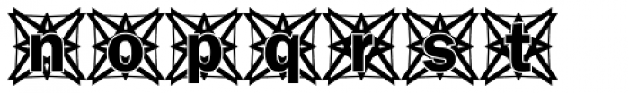 DTC Franklin Gothic M49 Font LOWERCASE