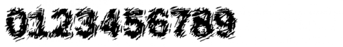 DTC Funky M18 Font OTHER CHARS