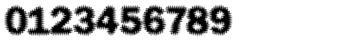 DTC Funky M30 Font OTHER CHARS