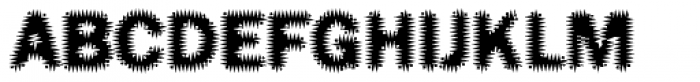DTC Funky M30 Font UPPERCASE