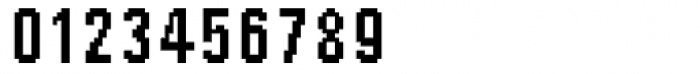 DTC Rough M62 Font OTHER CHARS