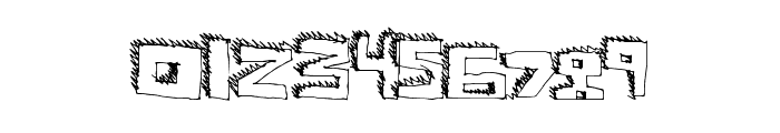 DurhShapes Font OTHER CHARS