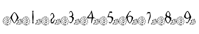 EasterSurprise Font OTHER CHARS