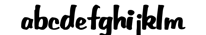 EmPower42 Regular Font LOWERCASE