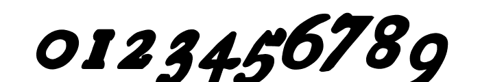 Essays 1743 Bold Italic Font OTHER CHARS