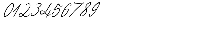 Estelle Handwriting Regular Font OTHER CHARS