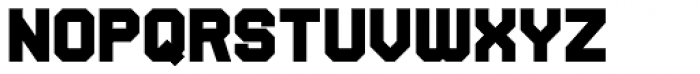 Expedition Super Font LOWERCASE