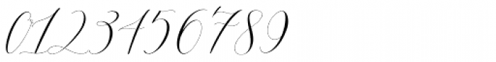 Feast Font OTHER CHARS