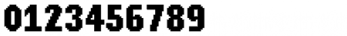 FF SubMono Std SubMono Condensed Fat Font OTHER CHARS