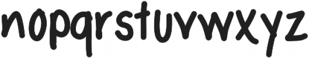 FirstStep ttf (400) Font LOWERCASE
