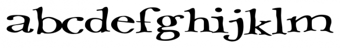 Figment  Force Font LOWERCASE