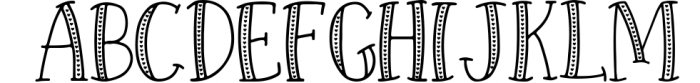 Forest Creatures Font Trio 2 Font LOWERCASE