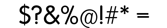 Folks-Normal Font OTHER CHARS