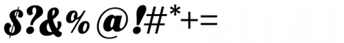 Fourth Ultra Font OTHER CHARS
