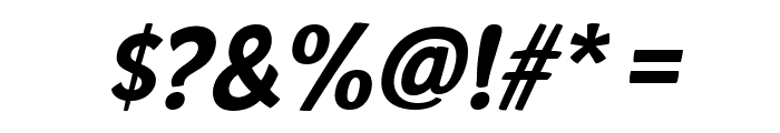 FTY SPEEDY CASUAL 001 NCV Font OTHER CHARS