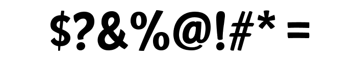 FTY SPEEDY CASUAL NCV Font OTHER CHARS