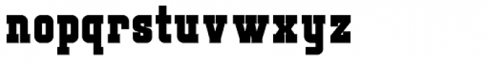 FTY JACKPORT COLLEGE A Bold Font LOWERCASE