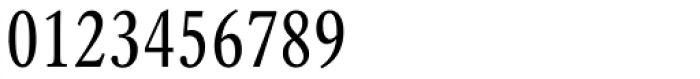 Garamond BE Pro Condensed Font OTHER CHARS