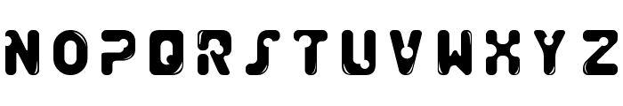 GENOCIDE_RMX Font LOWERCASE