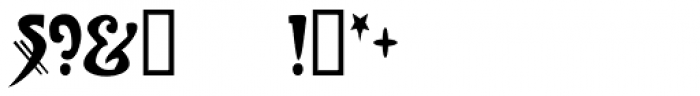 Gehenna Font OTHER CHARS