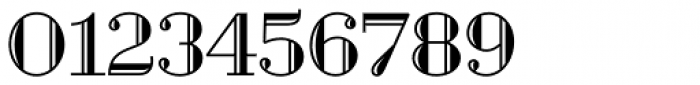 Geotica Four Engraved Font OTHER CHARS