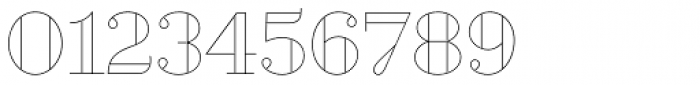 Geotica Two Open Font OTHER CHARS